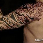 Фото тату полинезия от 24.09.2018 №265 - Polynesia tattoo - tatufoto.com