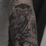 Фото тату полинезия от 24.09.2018 №266 - Polynesia tattoo - tatufoto.com