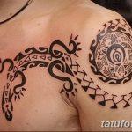 Фото тату полинезия от 24.09.2018 №272 - Polynesia tattoo - tatufoto.com