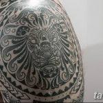 Фото тату полинезия от 24.09.2018 №276 - Polynesia tattoo - tatufoto.com