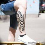 Фото тату полинезия от 24.09.2018 №285 - Polynesia tattoo - tatufoto.com