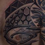 Фото тату полинезия от 24.09.2018 №294 - Polynesia tattoo - tatufoto.com