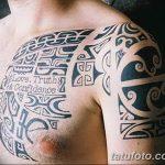 Фото тату полинезия от 24.09.2018 №299 - Polynesia tattoo - tatufoto.com