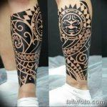Фото тату полинезия от 24.09.2018 №310 - Polynesia tattoo - tatufoto.com