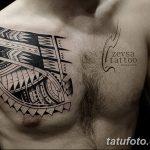 Фото тату полинезия от 24.09.2018 №315 - Polynesia tattoo - tatufoto.com