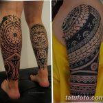Фото тату полинезия от 24.09.2018 №321 - Polynesia tattoo - tatufoto.com