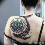 Фото тату полинезия от 24.09.2018 №326 - Polynesia tattoo - tatufoto.com