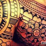 Фото тату полинезия от 24.09.2018 №328 - Polynesia tattoo - tatufoto.com