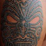 Фото тату полинезия от 24.09.2018 №329 - Polynesia tattoo - tatufoto.com