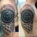 Фото тату полинезия от 24.09.2018 №343 - Polynesia tattoo - tatufoto.com