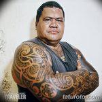 Фото тату полинезия от 24.09.2018 №352 - Polynesia tattoo - tatufoto.com