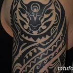 Фото тату полинезия от 24.09.2018 №355 - Polynesia tattoo - tatufoto.com