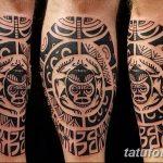 Фото тату полинезия от 24.09.2018 №358 - Polynesia tattoo - tatufoto.com