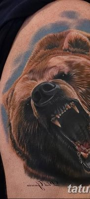 Grizzly Bear Tattoos Designs Grizzly Bear Tattoo | Best Tattoo I