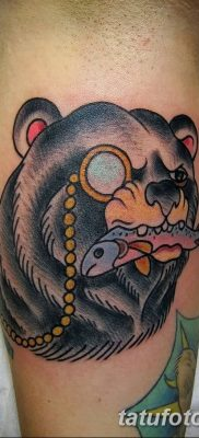 traditional polar bear tattoo 16 best Tattoo images on Pinterest