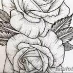 Фото эскизы тату камелия от 18.09.2018 №039 - sketches of camellia tattoos - tatufoto.com