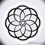 Фото эскизы тату камелия от 18.09.2018 №051 - sketches of camellia tattoos - tatufoto.com
