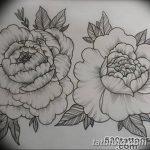 Фото эскизы тату камелия от 18.09.2018 №060 - sketches of camellia tattoos - tatufoto.com