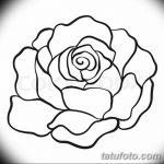 Фото эскизы тату камелия от 18.09.2018 №071 - sketches of camellia tattoos - tatufoto.com