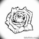 Фото эскизы тату камелия от 18.09.2018 №077 - sketches of camellia tattoos - tatufoto.com