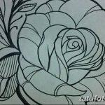 Фото эскизы тату камелия от 18.09.2018 №079 - sketches of camellia tattoos - tatufoto.com