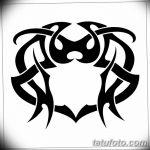 Фото эскизы тату краб рак от 11.09.2018 №015 - sketching tattoo crab cancer - tatufoto.com