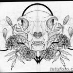 Фото эскизы тату краб рак от 11.09.2018 №021 - sketching tattoo crab cancer - tatufoto.com