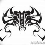 Фото эскизы тату краб рак от 11.09.2018 №047 - sketching tattoo crab cancer - tatufoto.com