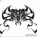 Фото эскизы тату краб рак от 11.09.2018 №071 - sketching tattoo crab cancer - tatufoto.com