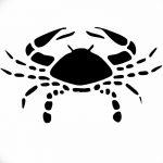 Фото эскизы тату краб рак от 11.09.2018 №073 - sketching tattoo crab cancer - tatufoto.com