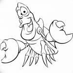 Фото эскизы тату краб рак от 11.09.2018 №085 - sketching tattoo crab cancer - tatufoto.com