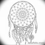Фото эскизы тату круг от 17.09.2018 №009 - sketching circle tattoo - tatufoto.com