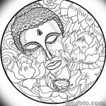 Фото эскизы тату круг от 17.09.2018 №016 - sketching circle tattoo - tatufoto.com