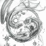 Фото эскизы тату круг от 17.09.2018 №023 - sketching circle tattoo - tatufoto.com