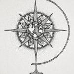 Фото эскизы тату круг от 17.09.2018 №052 - sketching circle tattoo - tatufoto.com