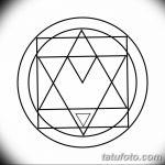 Фото эскизы тату круг от 17.09.2018 №056 - sketching circle tattoo - tatufoto.com