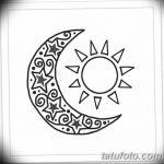 Фото эскизы тату круг от 17.09.2018 №059 - sketching circle tattoo - tatufoto.com