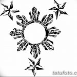 Фото эскизы тату круг от 17.09.2018 №065 - sketching circle tattoo - tatufoto.com