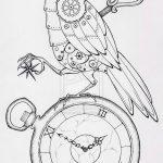Фото эскизы тату круг от 17.09.2018 №069 - sketching circle tattoo - tatufoto.com