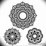 Фото эскизы тату круг от 17.09.2018 №078 - sketching circle tattoo - tatufoto.com