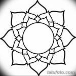 Фото эскизы тату круг от 17.09.2018 №087 - sketching circle tattoo - tatufoto.com