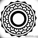 Фото эскизы тату круг от 17.09.2018 №089 - sketching circle tattoo - tatufoto.com