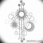 Фото эскизы тату круг от 17.09.2018 №095 - sketching circle tattoo - tatufoto.com