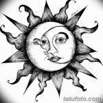 Фото эскизы тату круг от 17.09.2018 №096 - sketching circle tattoo - tatufoto.com