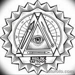Фото эскизы тату круг от 17.09.2018 №104 - sketching circle tattoo - tatufoto.com