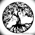 Фото эскизы тату круг от 17.09.2018 №107 - sketching circle tattoo - tatufoto.com