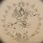 Фото эскизы тату круг от 17.09.2018 №112 - sketching circle tattoo - tatufoto.com