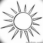 Фото эскизы тату круг от 17.09.2018 №117 - sketching circle tattoo - tatufoto.com