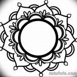 Фото эскизы тату круг от 17.09.2018 №121 - sketching circle tattoo - tatufoto.com