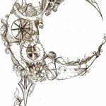 Фото эскизы тату круг от 17.09.2018 №129 - sketching circle tattoo - tatufoto.com